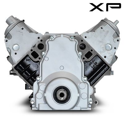 LC9 Long Block Engine
