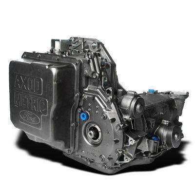 Rebuilt AX4S Transmission