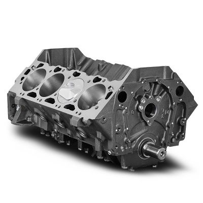 5.3 Vortec Short Block Engine