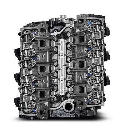 Toyota Platinum Warranty >> Ford 3.0 V6 183 Long Block Crate Engine Sale, Remanufactured