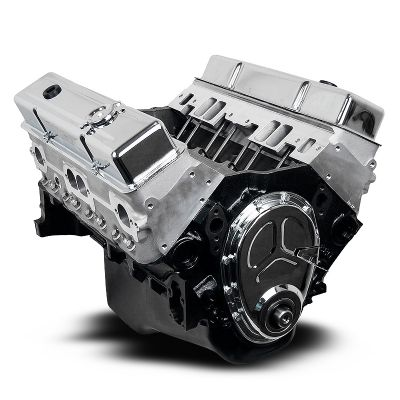 High Performance Chevy Crate Engine