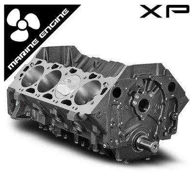Chevy 5.7 Marine Short Block Engine Sale