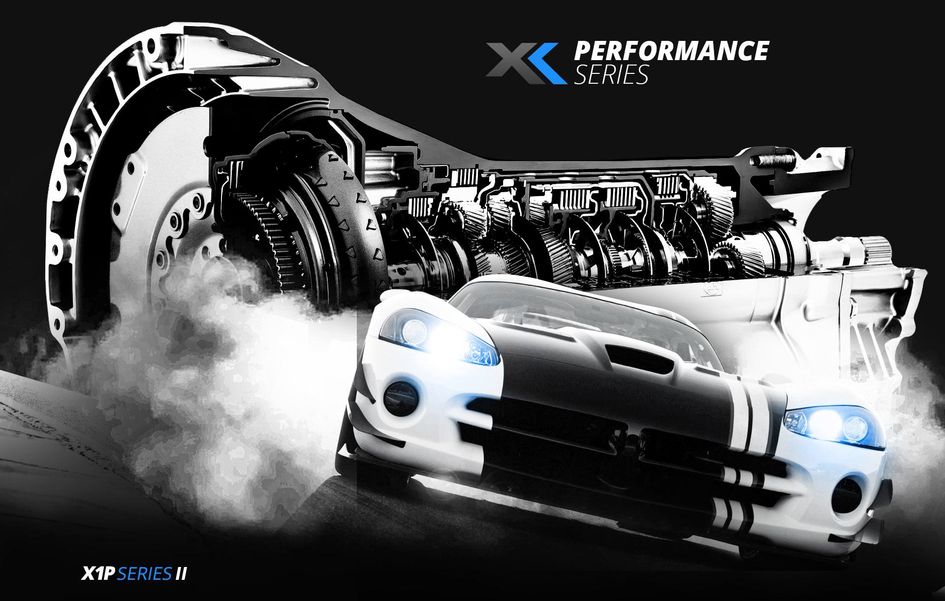 Ford manual racing Transmissions